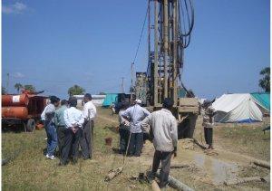 drilling in Sri Lanka
