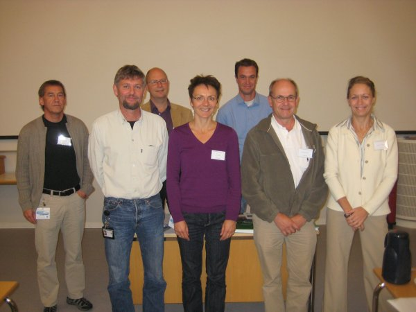 Members of the Danish National Chapter Committee